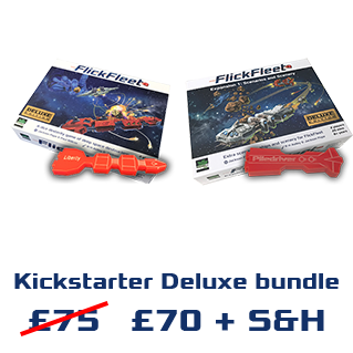 Deluxe FlickFleet & Expansion boxes