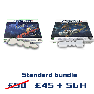Standard FlickFleet & Expansion boxes